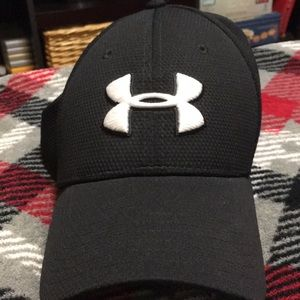 Under armor fitted hat